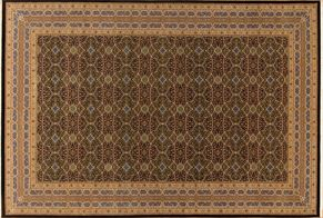 Tabriz 83318<div>12 x 18 12-2 x 18 Black fine wool pile Hand-knotted in Pakistan rugs</div>